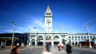 Ferry Building, San Francisco video