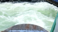 Ferry docking video