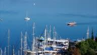 Fethiye Harbour video