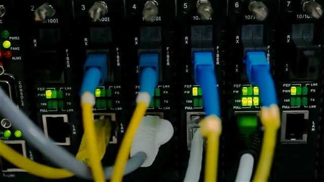Fiber optic video