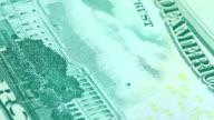 Fifty dollar bill video