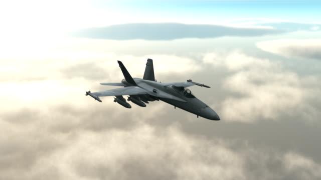 Fighter jet video