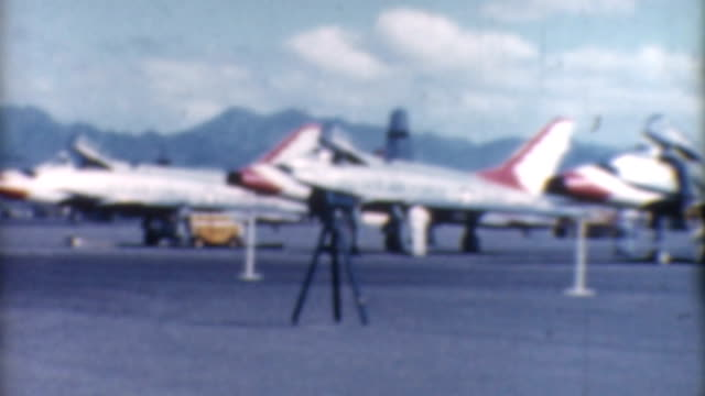 Fighter Jets 1960's video