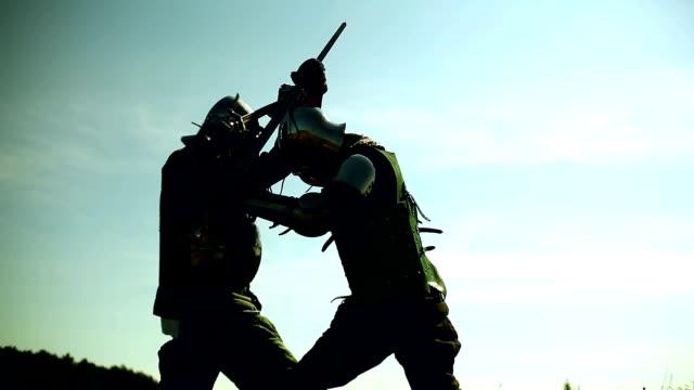 Fighting video