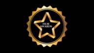 film award design, Video Animation video