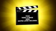 Film Clapper Green Box Replace video