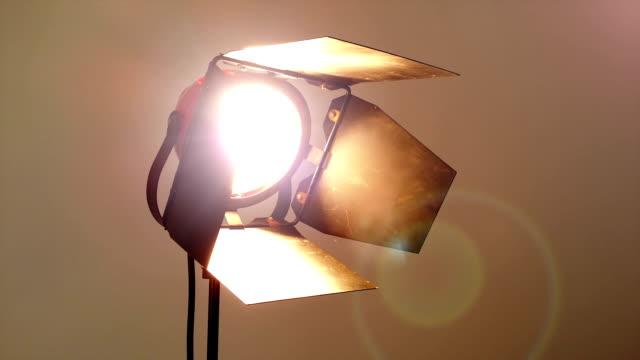 Film Light 800w Background video