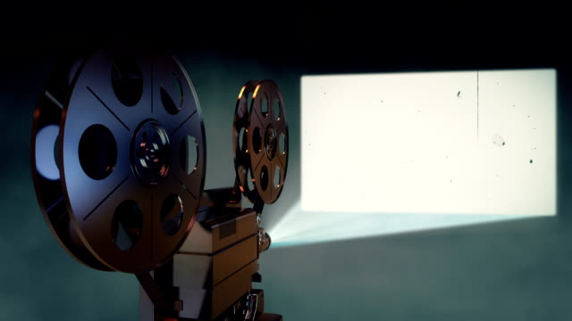 Film Projector video