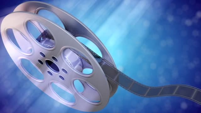 Film Reel Background video