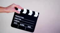 Film Slate - Clapper video