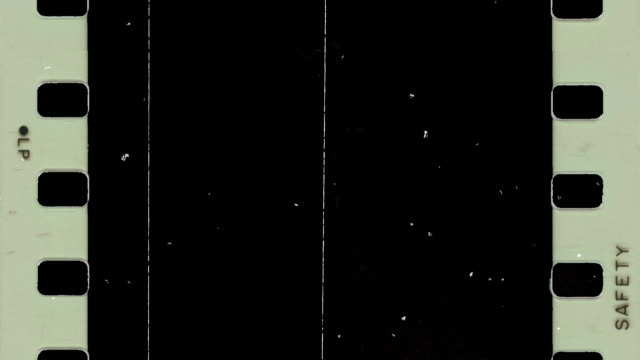 Film strip with sound video