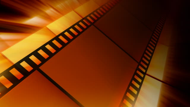 Films with shine. Full HD video