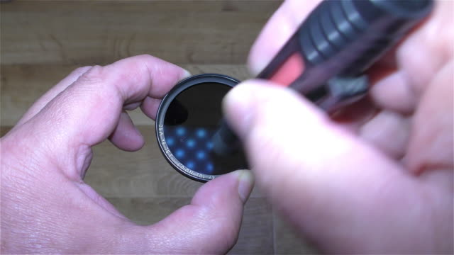 ND Filter For Camera Lens video