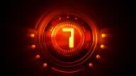 Final countdown. video