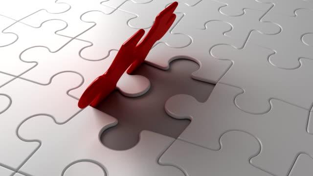 Final puzzle piece falls into place video