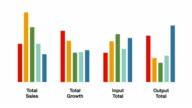 Financial Bar Graphs video