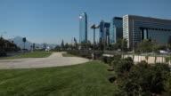 Financial Center of Santiago video