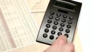Financial clip video