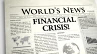 Financial Crisis and Stock Market video