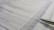 financial report series video