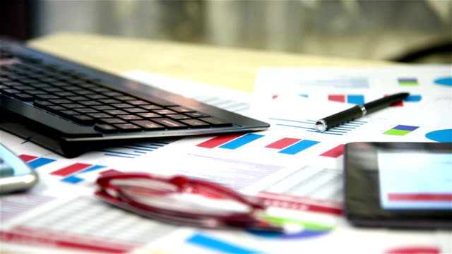 Financial Report video