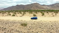 Finding new routes through the desert landscape video