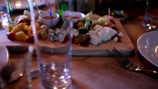 fine dining in Restaurant video