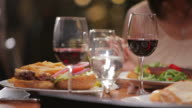 Fine Dining: Lunch video