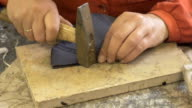 Fine work with a rough tool video