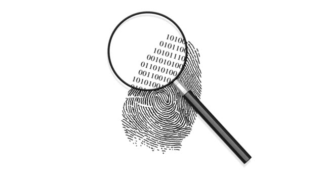 Fingerprint Binary Code video