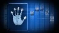 fingerprint reader video