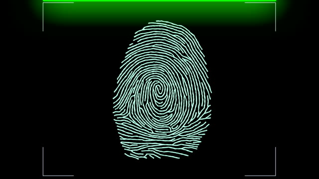 Fingerprint scan Access by Touch , ID video