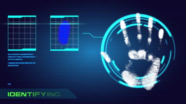 Fingerprint Scanning Security System video