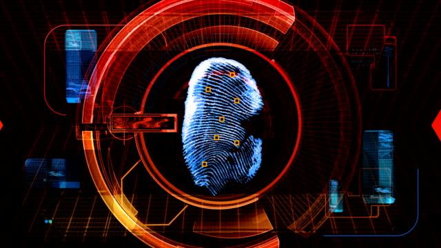 Fingerprint Security Scan ID Tech video