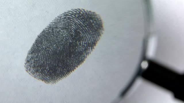 fingerprints video