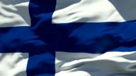 Finland Flag video