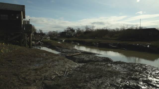 Finn Slough Afternoon, Richmond, British Columbia video
