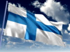 Finnish Flag video