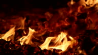 Fire and Flames video