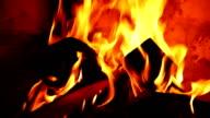 HD: Fire Burning video