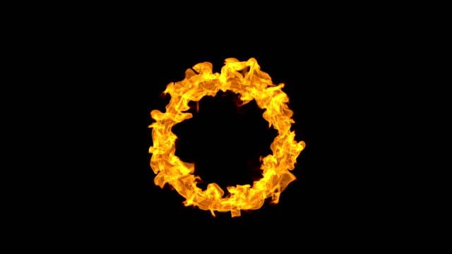 Fire Circle video