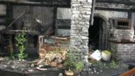 HD: fire damage video