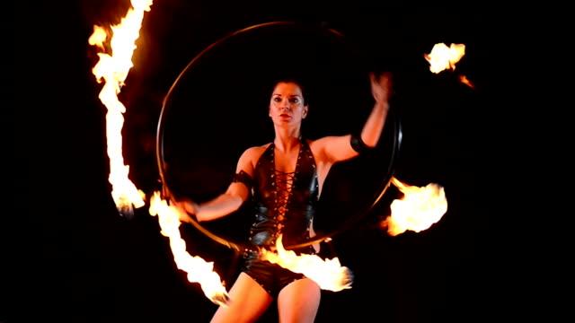 Fire Dance video