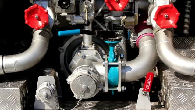 Fire engine hydraulic system video