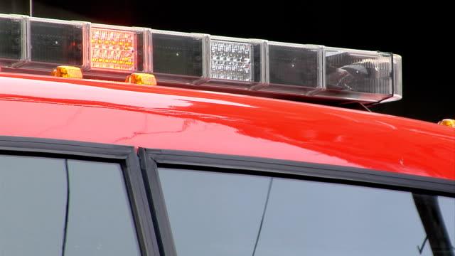 fire engine lights new video