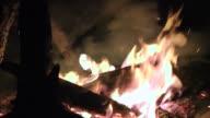 Fire, Flames, Blazes, Heat video