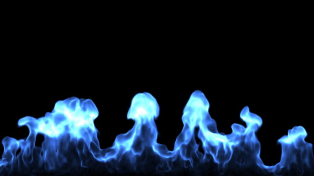 Fire, flames, Natural Gas video