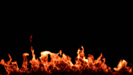 Fire, Flames video