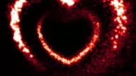 Fire Heart video