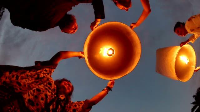 Fire Lantern HD Video video
